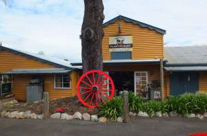 Flaxton Barn